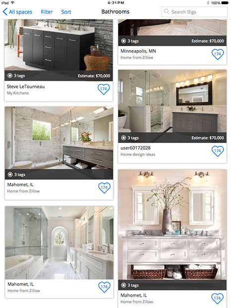 Christina Nghiem | Digs App Updates on zillow digs dining room, zillow digs fireplaces, zillow digs bathroom,